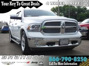 2016 Ram 1500 Longhorn - Navigation -  Cooled Seats -  Leather S