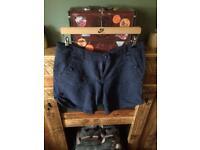 Womens shorts bundle size 14