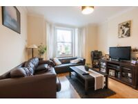 Two bed flat in mansion block in Fulham