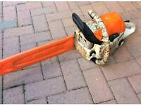 STIHL 251 2015 CHAINSAW