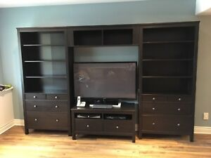 IKEA Hemnes Wall Storage Unit
