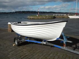 JURRA DINGHY A GREAT FISHING DINGHY DIRECT FROM THE BUILDERS AND DELIVERED TO YOUR DOOR IF REQUIRED