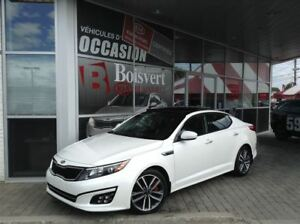 2014 Kia Optima SX Turbo   GPS/ TOIT PANO