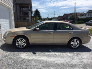 2007 Ford Fusion SEL Sedan 77000km With Winter Tires