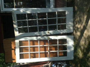 Reduced price French doors