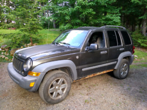 2005 Jeep Liberty $1500 OBO (unlimited edition)