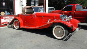 1934 Mercedes-Benz  500 K ( REPLICA )