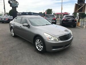 Infiniti G35 Sedan Luxury AWD-CUIR-TOIT-NAVIGATION-CAMERA DE REC