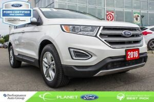 2016 Ford Edge SEL|AWD|NAVI|ROOF|LEATHER|FORD CERTIFIED