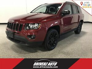 2012 Jeep Compass Sport/North BLUETOOTH, 4X4, HEATED SEATS