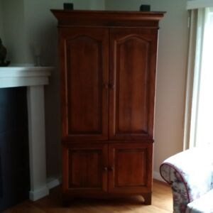 Armoire cabinet - solid wood