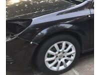 Vauxhall Astra H 3 Door Front Wing