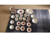 Denby Potters Wheel Set