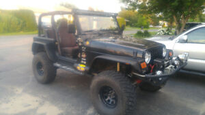 2001 Jeep TJ Convertible