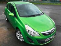 VAUXHALL CORSA 1.2 ACTIVE £18 WEEK NO DEPOSIT GREAT 1ST CAR MP3 3DR HATCH 2012