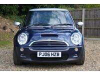 2006 MINI HATCH 1.6 COOPER S CHECKMATE HATCHBACK PETROL