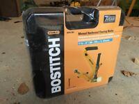 Bostitch floor nailer