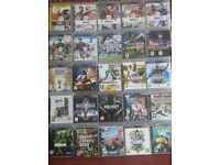 25 PS3 Games including Battlefield3, Fifa 14, Call of Duty BlackOps and Sims3