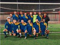 Top football team looking for talented football players (dulwich/brixton home ground)