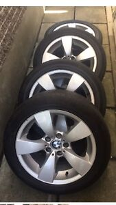 BMW MAGS  17 inches