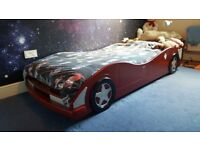 Childs car bed single