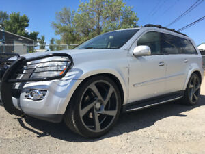 2008 Mercedes-Benz GL-Class 320CDI Dry SUV, Crossover