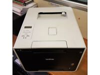 Brother HL-L8250CDN Colour Printer. Perfect Working Order. £120 ono (cost £250.00)