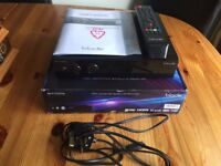 Blade media BM7000s satellite receiver box full hd 3d ideal for freeview or motorised dish