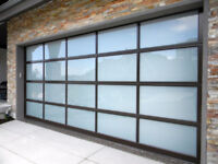 Maintenance and installation of overhead doors