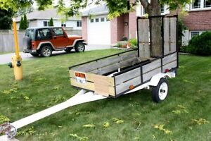 Utility/Boat Trailer For Sale