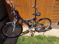 Ladies excel Mountain Bicycle in good condition