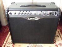 """Line6 Spider II 75 Watt Four Channel Guitar Amp with Onboard Effects & 12"""" Celestion Speaker"""