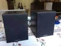 Wharfedale Diamond 3 twin speakers.