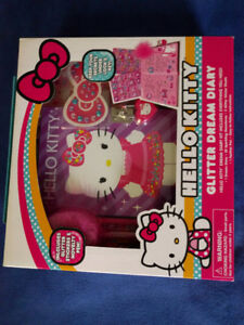 Hello Kitty Glitter Dream Diary