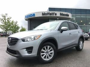 2016 Mazda CX-5 GX AWD BLUETOOTH, 17 ALLOY RIMS, CRUISE