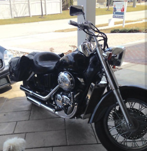 Mint Condition Honda Shadow!!
