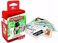 Shuffle Monopoly Deal Card Game : Brand new and unopened