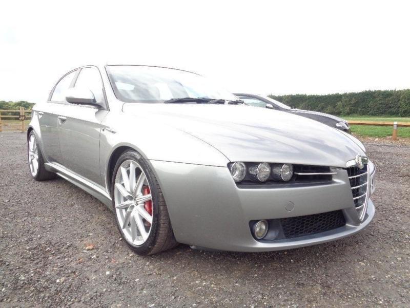 2009 Alfa Romeo 159 2.0 JTDM 16v TI 4dr