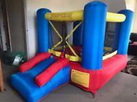 Jumpking / Jump King 6ft x 6ft bouncy castle