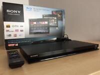 Sony Blu ray/DVD Player