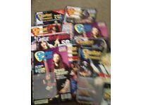 24 guitar magazines