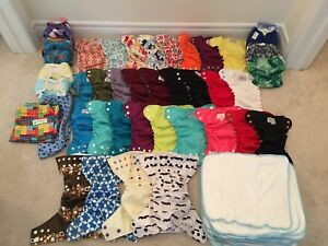 Cloth diapering starter kit