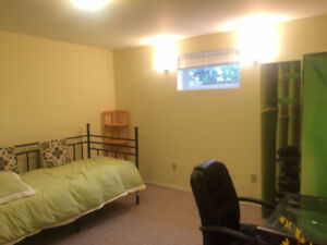 Rental Unit for Female University Student or Professional