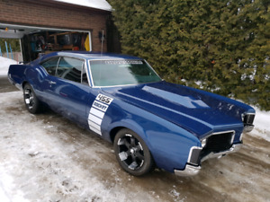 1968 Oldsmobile delta 88 coupe