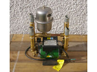 Stuart Turner Monsoon Twin Pump (Powershower?)