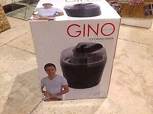 Gino Dicampo Ice Cream Maker