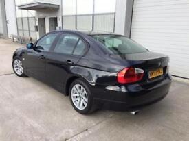 2008 BMW 320i (57 Plate), Petrol, Manual, MOT March 2018