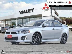 2016 Mitsubishi Lancer SE LTD - Sunroof, Bluetooth, Backup Camer
