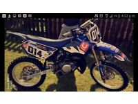 Yz85 not cr kx rm tm ktm kmx dt pw py