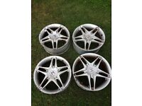 Honda Accord Type R alloy wheels